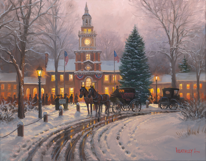 Election Day by Mark Keathley