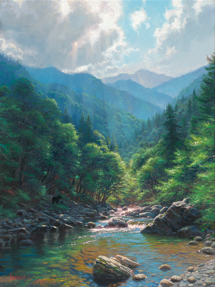 Love the Smokies by Mark Keathley